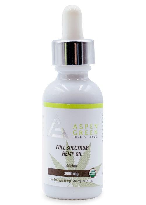 Full Spectrum Hemp Oil (3000mg)