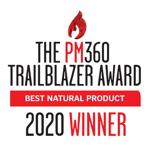 PM360 2020 best natural Trailblazer Award winner