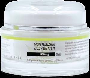 Aspen Green's USDA Certified - 500mg Moisturizing Body Butter