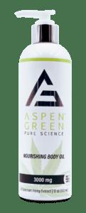 Aspen Green's USDA Certified - 3000mg Nourishing Body Oil