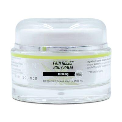 Aspen Green's USDA Certified - 1000mg Pain Relief Body Balm