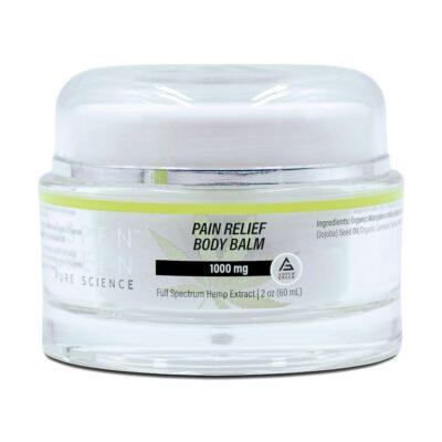 Aspen Green 1000mg Pain Relief Body Balm